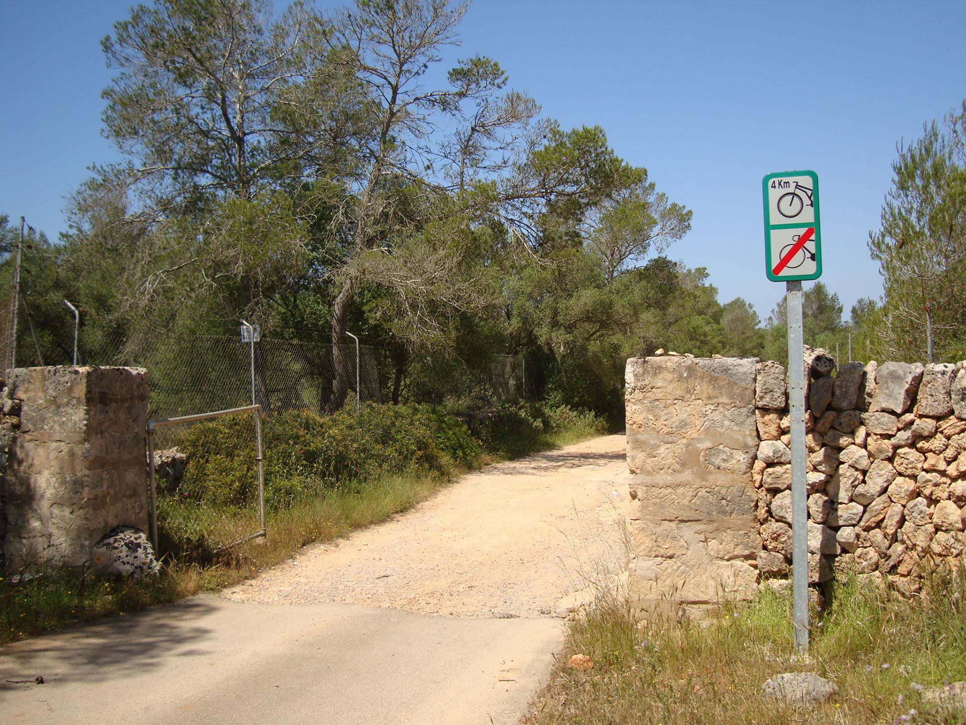 Mantenimiento de Rutas Cicloturísticas de Mallorca